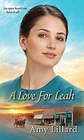 A Love for Leah (Amish of Pontotoc)