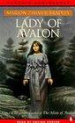 Lady of Avalon (Avalon, Bk 3) (Audio Cassette) (Abridged)