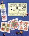 Quilts Quilts Quilts Instructor's Guide