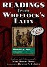 Readings From Wheelock's Latin