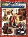 """Strip Crazy #5328 8 Stunning Quilts from 'Jelly Roll' 2 1/2"""" Strips"""
