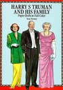 Harry S. Truman and His Family: Paper Dolls in Full Color