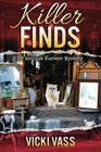 Killer Finds An Antique Hunters Mystery