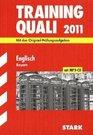 Quali 2005 Englisch Hauptschule Bayern 2000-2004