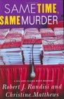 Same Time Same Murder