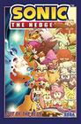 Sonic The Hedgehog Vol 8 Out of the Blue