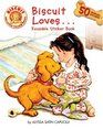 Biscuit Loves... Reusable Sticker Book (Biscuit)