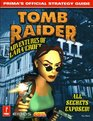 Tomb Raider III Prima's Official Strategy Guide