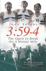 3594 The Quest to Break the Four Minute Mile