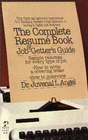 The Complete Resume Book and Job Getter's Guide