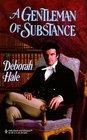 A Gentleman of Substance (Harlequin Historical, No 488)