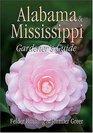 Alabama  Mississippi Gardener's Guide
