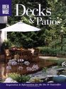 Idea Wise Decks  Patios Inspiration  Information for the Do-It-Yourselfer