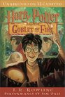 Harry Potter and the Goblet of Fire (Harry Potter, Bk 4) (Audio Cassette) (Unabridged)