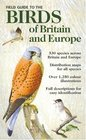 AA Field Guide To The Birds Of Britain