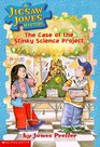 The Case of the Stinky Science Project  (Jigsaw Jones, Bk 9)