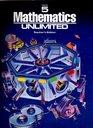 Mathematics Unlimited Teacher's Edition - Grade 5