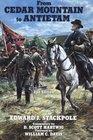 From Cedar Mountain to Antietam