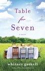 Table for Seven A Novel