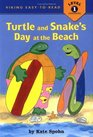 Turtle and Snakes's Day at the Beach