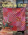 Kaffe Fassett's Quilts in Italy 20 designs from Rowan for patchwork and quilting