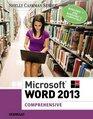 Microsoft Word 2013 Comprehensive