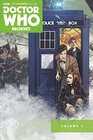 Doctor Who The Eleventh Doctor Archives Omnibus Volume One
