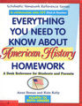 Everything you need to know about american history homework fourth to sixth grades