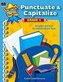 Punctuate  Capitalize Grade 4
