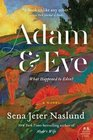 Adam  Eve A Novel