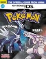Official Nintendo Pokemon Diamond Version  Pearl Version Player's Guide