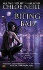 Biting Bad A Chicagoland Vampires Novel