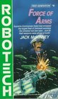 Force of Arms (Robotech, No 5)