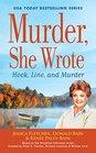 Murder She Wrote Hook Line and Murder