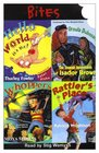 Aussie Bites- The Strange Adventures Of Isador Brown Plus Three More Library Edition