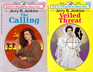 The Calling/ Veiled Threat(Barbour Flip Over - 2 Mysteries in One) (Jennifer Grey Mystery Series, Book 5  6)
