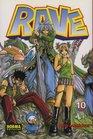 Rave Master vol. 10 (Rave Master (Graphic Novels) / Spanish Edition