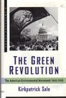 The Green Revolution The American Environmental Movement 1962-1992