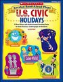 Leveled Read-Aloud Plays US Civic Holidays 5 Short Plays with Multi-Leveled Reading Parts to Build Fluency-and Engage All Students
