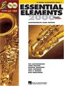 Essential Elements 2000 B Flat Tenor Saxophone  Comprehensive Band Method