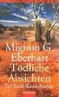 Tdliche Absichten Ein Sarah- Keate- Roman
