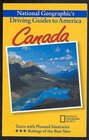 National Geographic's Driving Guides to America Canada