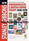 2019 Commonwealth  Empire Catalogue 18401970