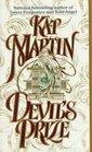 Devil's Prize (Garrick, Bk 3)