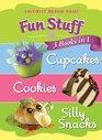 Fun Stuff Cupcakes / Cookies / Silly Snacks