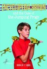 Encyclopedia Brown and the Case of the Jumping Frogs (Encyclopedia Brown, Bk 23)