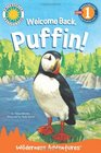 Welcome Back Puffin Wilderness Adventure