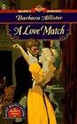 A Love Match