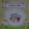 Busy Day/Tiny Paw Family (Look-Look)