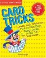 A Little Giant Book Card Tricks
